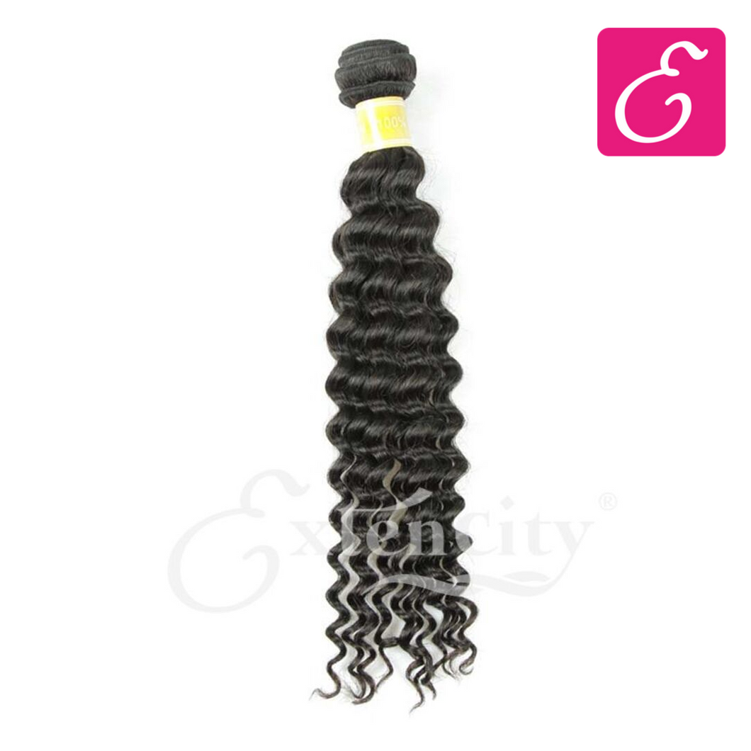 Deep Wave Hair Weft - ExtenCity Hair