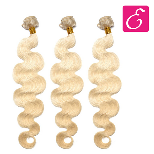 Blonde (613) Body Wave Bundles - ExtenCity Hair