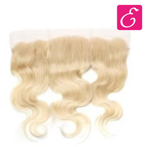 Blonde (613) 13x4 Body Wave Lace Frontal - ExtenCity Hair