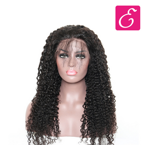 Curly Lace Glueless Lace Wig - ExtenCity Hair