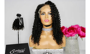 Premium Kinky Curly Unit - ExtenCity Hair