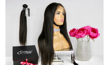 Load image into Gallery viewer, Premium Silky Straight Unit - ExtenCity Hair