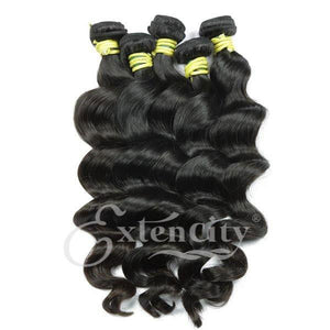 Loose Wave Bundle Deal - ExtenCity Hair
