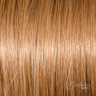 #12 Light Golden Brown 10 Piece Clip-ins - ExtenCity Hair