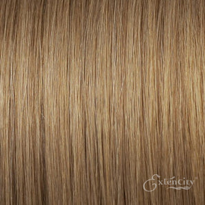 #18 Ash Blonde 10 Piece Clip-ins - ExtenCity Hair