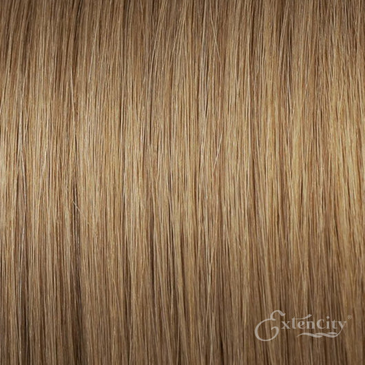 Virgin Remy Human Clip-in Hair - #18 Ash Blonde - Lengths: 16