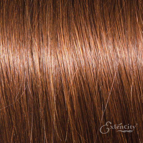 Chocolate Brown (#4) 10 Piece Clip-ins - ExtenCity Hair