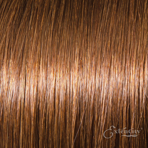 #6 Chestnut Brown 10 Piece Clip-ins - ExtenCity Hair