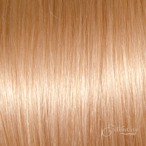 #613 Lightest Blonde/Bleach Blonde 10 Piece Clip-ins - ExtenCity Hair