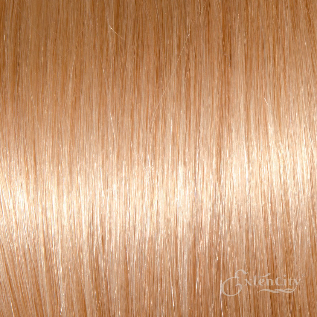 Bleach Blonde (#613) Human Hair 10 Piece Clip-ins - ExtenCity Hair