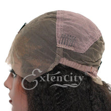 Load image into Gallery viewer, Kinky Straight Glueless Lace Wig - ExtenCity Hair
