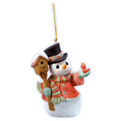 "Precious Moments ""Home for the Holidays"" 2011 Ornament"