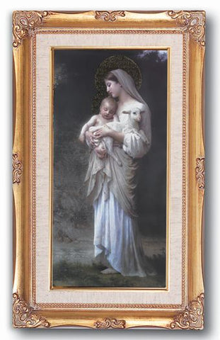 """Divine Innocence""  Framed Picture"