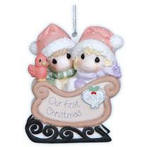 "Precious Moments 2012 Dated ""Our First Christmas Together"" Ornament"