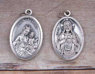 Affordable Scapular Medal