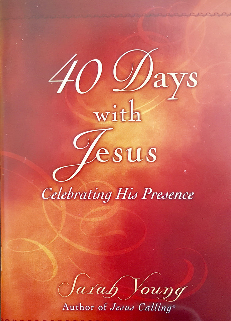 40 Days with Jesus-Booklet