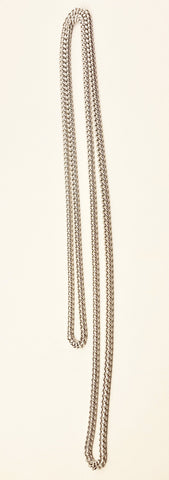 "24"" Continuous Stainless Steel Neckchain"