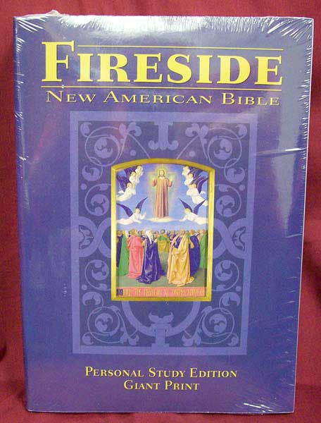 Fireside Catholic Bible - Giant Print
