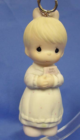 "Precious Moments ""The Good Lord Always Delivers"" Ornament"