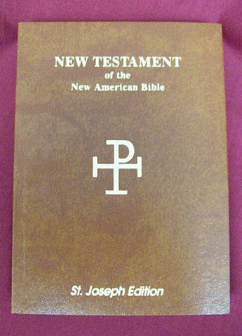 New American Bible - Vest pocket edition