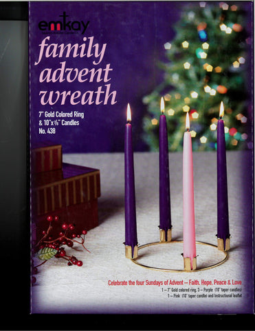 Family Advent Wreath