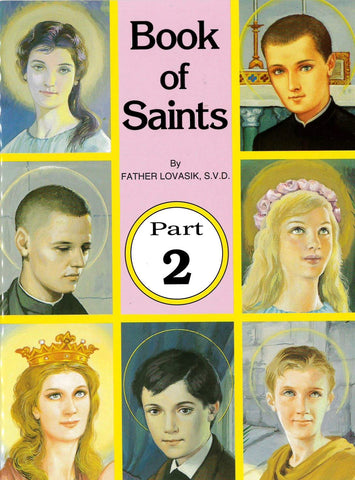 Book of Saints - Part 2