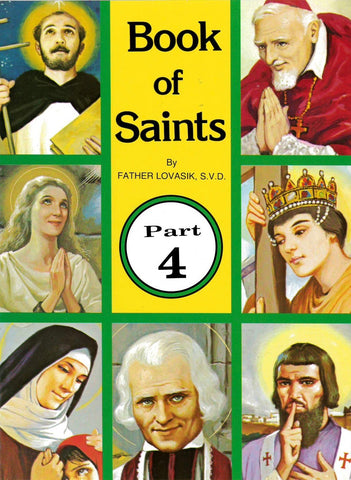 Book of Saints - Part 4