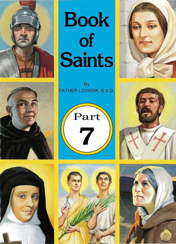 Book of Saints - Part 7