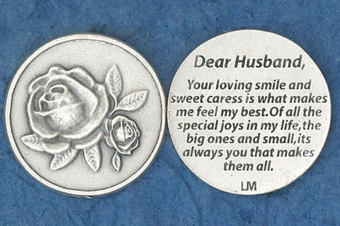 Dear Husband Pocket Token