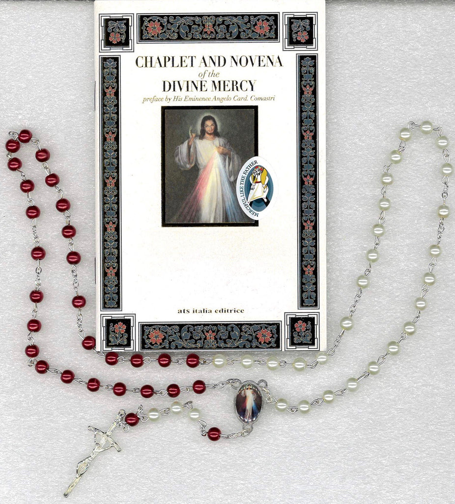 Chaplet and Novena of the Divine Mercy
