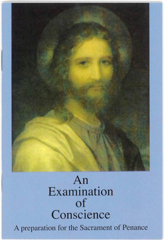 Examination of Conscience Booklet