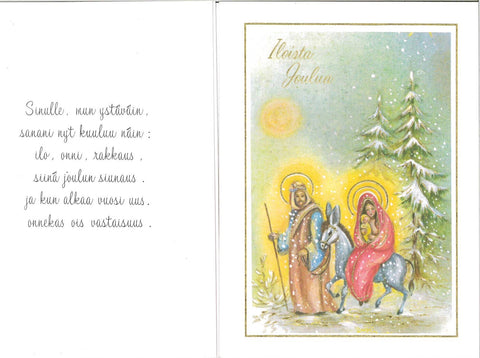 Greeting Cards Tagged Finnish National Shrine Of St Dymphna