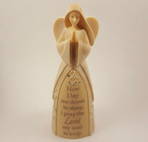"Foundations ""Lullaby"" Mini Angel Figurine"