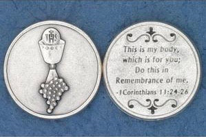 Communion Pocket Token