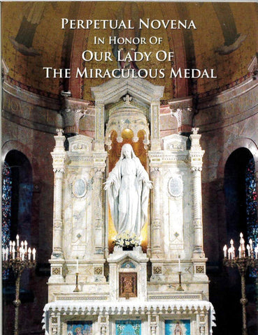 Perpetual Novena in Honor of Our Lady of the Miraculous Medal