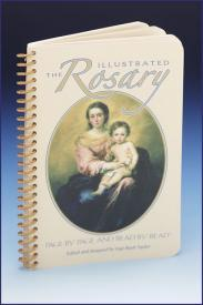 The Illustrated Rosary: Page by Pate and Bead by Bead