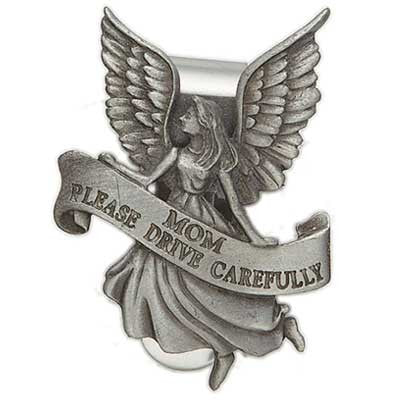 Angel Visor Clip - Mom