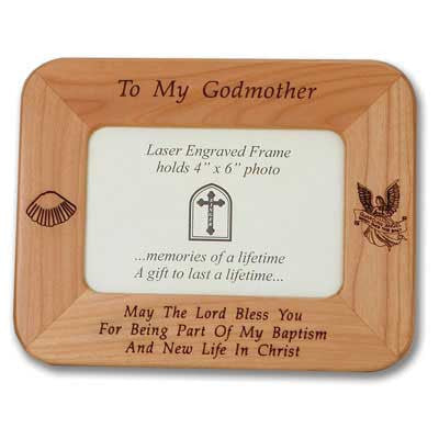 Godmother Maple Frame
