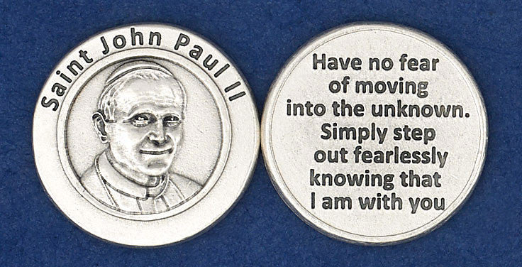 St. John Paul II Pocket Token