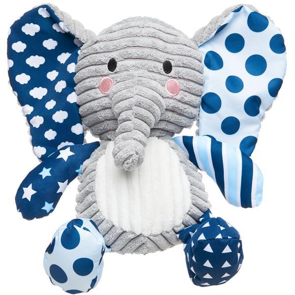 Wee Believers Blue Lullaby Elephant