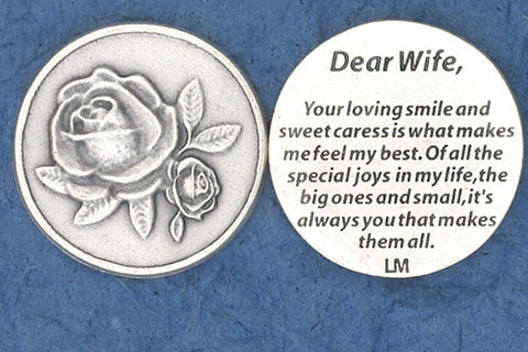 Dear Wife Pocket Token