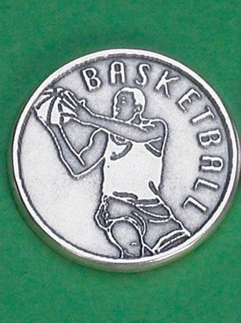 Basketball Sports Pocket Token