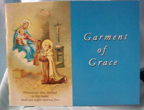 Garment of Grace Book