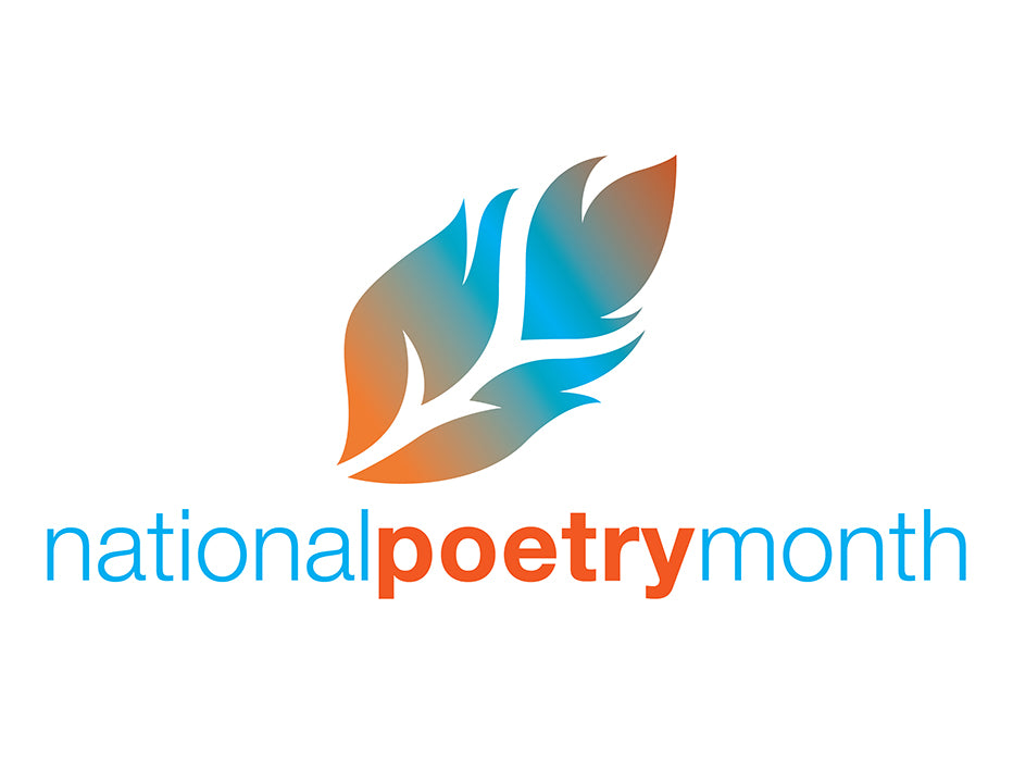 National Poetry Month Logo Design