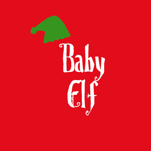 Personalized Family of Elves Matching Outfits - All Sizes for Whole Family