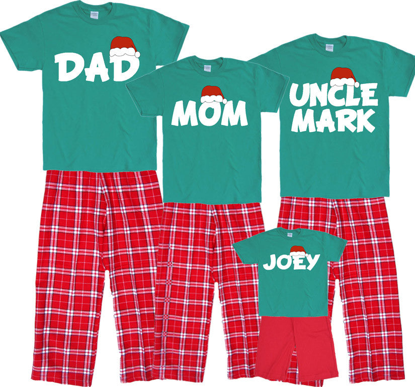 Who's WHO in Whoville Personalized Matching Family Outfits