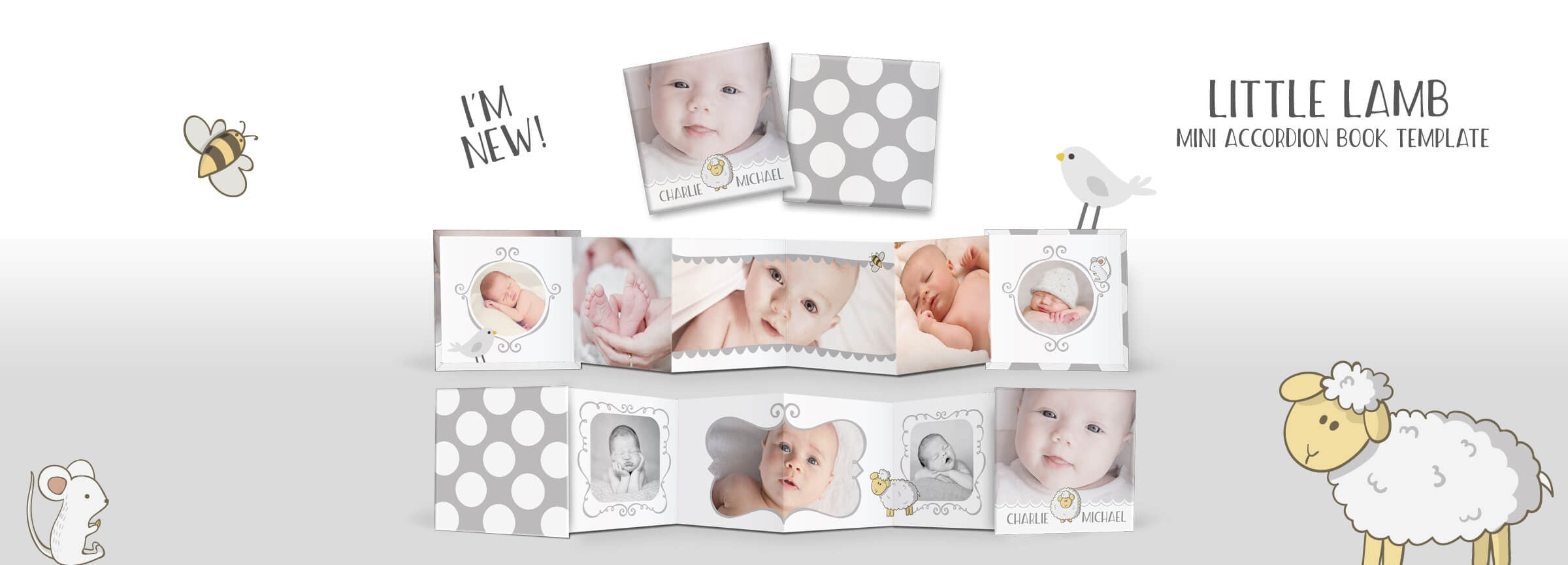 Increase Sales with Easy to Use Pre-Designed Photoshop Templates