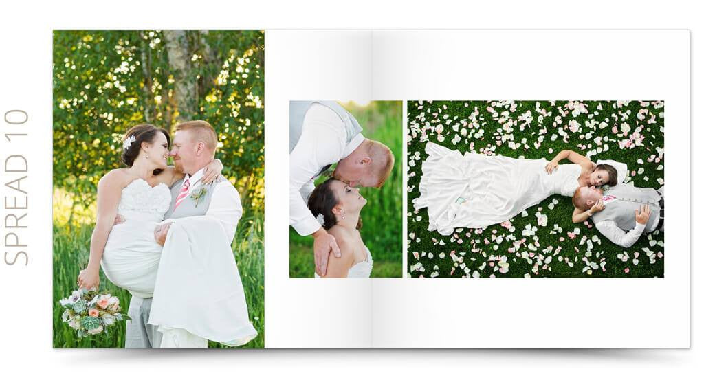 Wedding Album Photoshop Templates | The Album Cafe