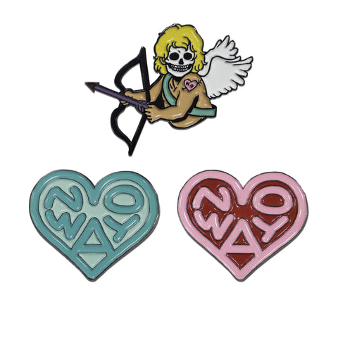 Conquer Your Love Pin Pack