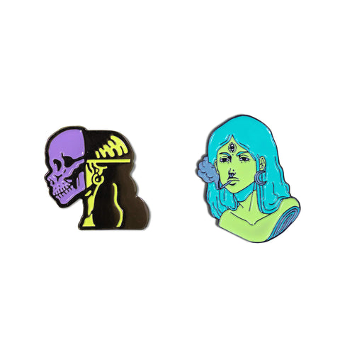 Epiphany Blues Pin Pack